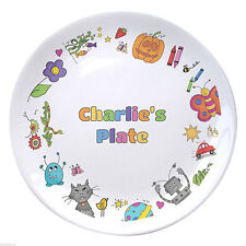 Unbranded Plates for Children