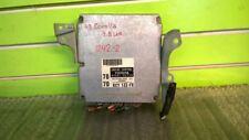 98 TOYOTA COROLLA 1.8L AT ECM ELECTRONIC ENGINE CONTROL MODULE OEM 1242-2