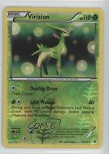 2012 Pokémon Noble Victories Base Set Reverse Foil #13 Virizion Pokemon Card 2k3