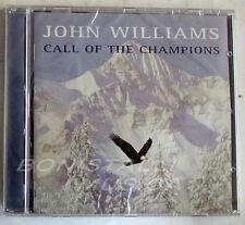 JOHN WILLIAMS CALL OF THE CHAMPIONS - OLIMPIC WINTER GAME 2002 - CD Sigillato