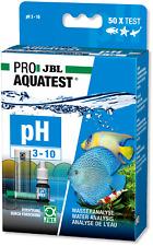 JBL PROAQUATEST pH 3.0-10.0 Test-Set Schnelltest Süßwasser Meerwasser Teich