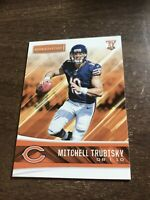 Mitchell Trubisky 2017 Rookies & Stars Rookie Card RC Chicago Bears Read PWE