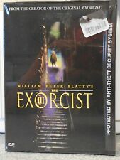 The Exorcist 3 (DVD, 1999) RARE 1990 HORROR BRAND NEW UPC CUT DISCOUNT