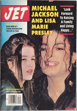 Michael Jackson JET American USA Magazine 1994