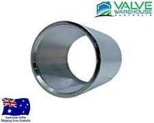 "Socket Stainless Steel 316 - BSP - 6mm (1/8"") - 100mm (4"")"