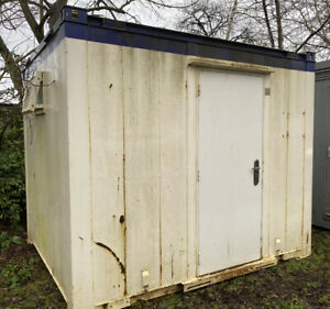 10ft X 8ft Site Cabin, Drying Room, Office, Changing Room, Canteen, Welfare Unit
