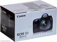Canon EOS 5D Mark IV 30.4MP Digital SLR Camera - Black Body Only UK/EU Warranty