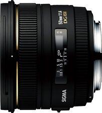 Sigma EX 50mm F1.4 HSM DG Objektiv für Canon