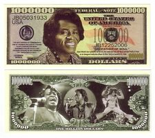 ONE MILLION DOLLARS JAMES BROWN