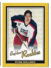 2005-06 Upper Deck BeeHive Yellow Rookie Card #146 Ryan Hollweg