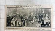 1909 Royal And Noble Dogs At The Crystal Palace Kennel Club Show