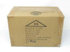 Gig tiger scatola di cassette 12 pezzi tutte nuove retrogames retroconsole video