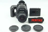 [MINT w/ Strap] Pentax 645N + SMC A 45mm f/2.8 Lens + 120 Film Back from JAPAN