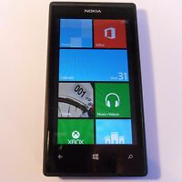 Nokia Lumia 520 - 8GB - Black (EE Network) Smartphone Mobile