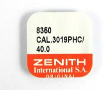 Factory Sealed Zenith Hammer Spring Movement Part 8350 CAL.3019 PHC 400