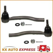 2X Front Outer Steering Tie Rod End for 2012-2009 Nissan Murano AWD Model