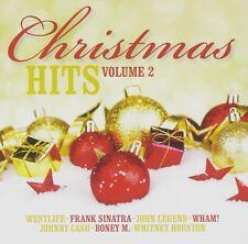 CHRISTMAS HITS,VOL.2  CD NEW+ MODERN TALKING/WHITNEY HOUSTON/WHAM!/JOHNNY CASH/+