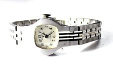 Vintage Women's Gruen 17 Jewels Manual Wind Wristwatch 227R 21mm