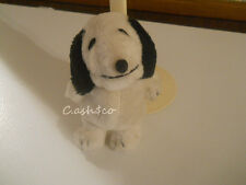 """Vintage 6"""" Baby Snoopy 1968 Bean Bag plush stuffed United Features         Z1"""