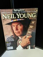 NEIL YOUNG Rolling Stone Special Collector's Edition