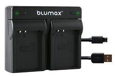 Akku Dual Ladegerät für Olympus BLN-1 PS-BLN-1 - Stylus XZ-2  90108-90385 