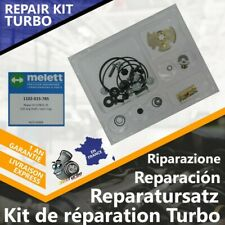 Repair Kit Turbo réparation Subaru Forester 2L 2.0 DOHC 814306 MGT2259LS