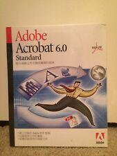 Chinese Adobe Acrobat 6.0 Trad. Standard