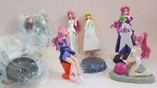 Gundam SEED/Destiny Heroines : RUCUS CAGALLI FLAY figure = Pre owned
