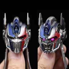Comicave 1/22 Transformers 5 Optimus Prime Black Head Carving 2 Replacement Face