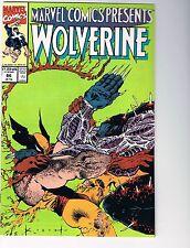 Marvel Comics Presents # 86  Wolverine   NM 9.4