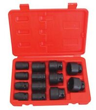 ATD Tools 4202 6-Point Standard Impact Socket Set, 13 pc.