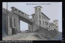 511.-BARCELONA -11 Tibidabo Funicular, -Apeadero (Foto Andrés Fabert)