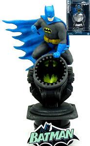 "BATMAN (LIGHT) PVC MINI STATUE / DIORAMA STAGE 034  6"" INCH / ca.16 cm D-STAGE"