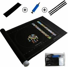 Puzzle Mat Roll Up for Jigsaw Puzzles Up to 1500 Pcs Storage Puzzle Saver