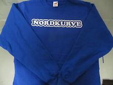 Nordkurve Sweats-Shirt Gelsenkirchen Schalke Fan Fans Ultras Trikot  Kult Gr.L