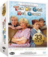 Toen Was Geluk Heel Gewoon : De Complete TV-Serie Verzameld (33 DVD)