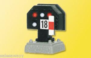 Viessmann 4018 Track Blocking Signal Down, H0