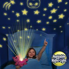 Pink & Purple Unicorn Star Belly Dream Lites | Stuffed Animal Night Light Toy