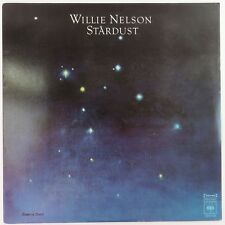 Stardust by Willie Nelson, CBS 1978 LP Vinyl Record