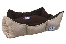 Pet Brands Pet Dog Bed Antibacterial Crown Extremely Soft Cosy Comfy//