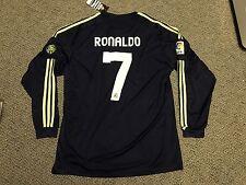 2012 2013 Real Madrid Away Jersey Cristiano Ronaldo 7 Xl Blue Green Kit Shirt