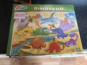 Dinosaur Jigsaw Puzzle - 45 Pieces