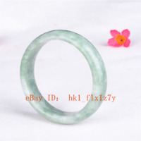 Chinese Natural Jade Bracelet Carving Bangle Charm Jewelry Gifts Size:60-62mm