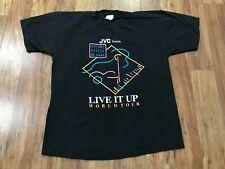 MEDIUM - Vtg 90s Crosby Stills & Nash Live it up Tour Single Stitch T-shirt