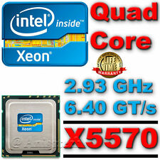Intel ® Xeon ® Processor X5570 slbf3 8m Cache 2.93 GHz, 6,40 GT/s Intel ® QPI 95 W