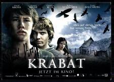 David Kross Krabat Autogrammkarte Original Signiert## BC 3594