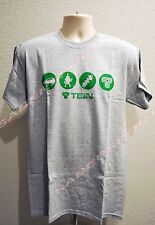 """IN STOCK"" AUTHENTIC TEIN ORIGINAL GOODS CIRCLE T-SHIRT GRAY- SIZE LARGE"