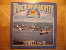 STARSTREAM LP RECORD/TRACKIN UP THE NORTH/ REPLACEMENTS / VA/ EX/ KQDS MINNESOTA
