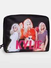 Kylie Cosmetics AUTHENTIC Kylie Jenner Makeup Bag Birthday 21 Collection New