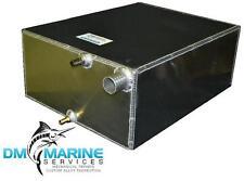 Marine Aluminium Boat Fuel Tank - 40L - Custom Made